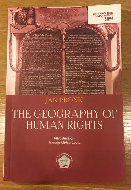 The Geography of Human Rights